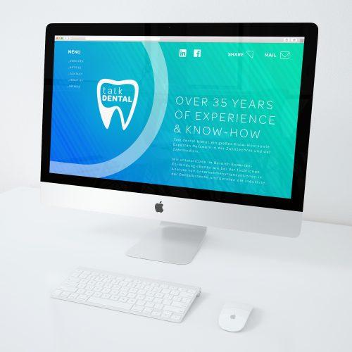 talk-dental-website-desktop